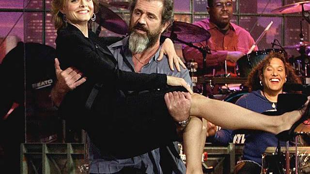 Jodie Foster und Mel Gibson (Archiv)