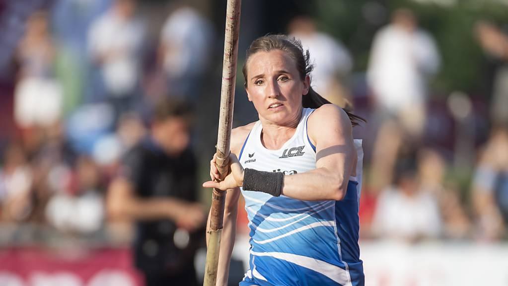 Nicole Büchler startet in Doha zum sechsten Mal an eine WM