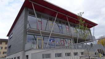 Im Untergeschoss des Schulhauses Lanzrain ist der Hort für Primarschüler und Kindergärtler vorgesehen. Nun steht ihm nichts mehr im Weg.