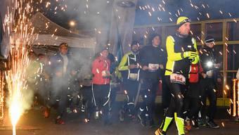 Rund 1100 Läuferinnen und Läufer werden am 16. Zürcher Neujahrsmarathon antreten.
