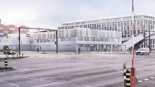 Falls das Stadtzürcher Stimmvolk zustimmt, wird auf dem Duttweiler-Areal in Zürich-West für 24,5 Millionen Franken ein Bundesasylzentrum gebaut.