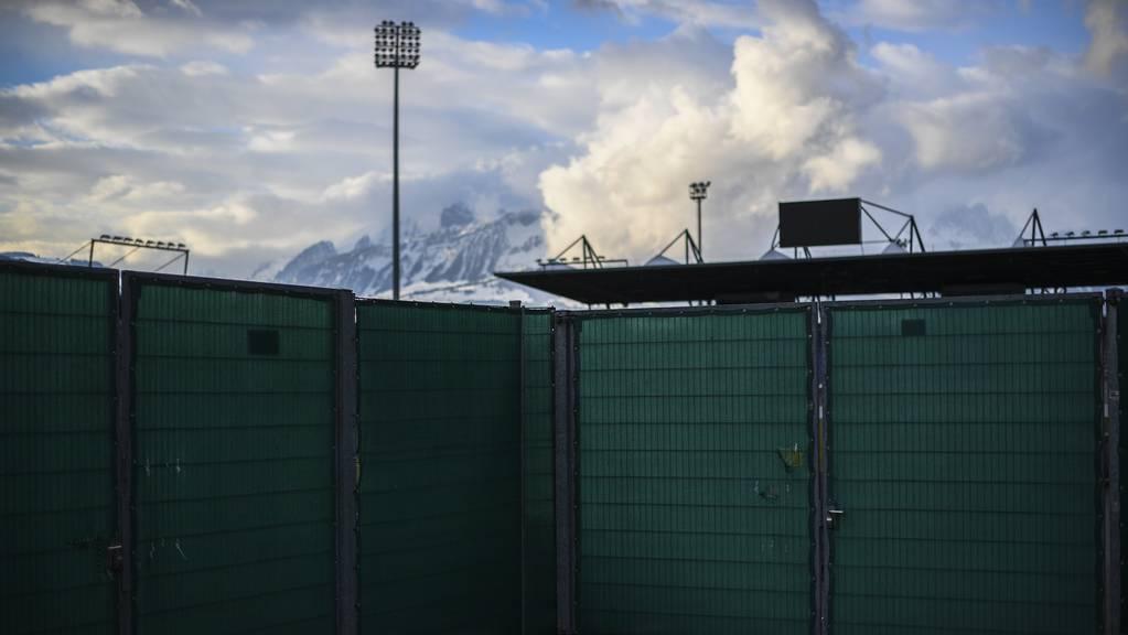 Der FCSG musste sich in Vaduz hinter verschlossenen Toren beweisen.