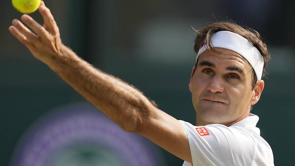 Roger Federer gibt Forfait für Tokio