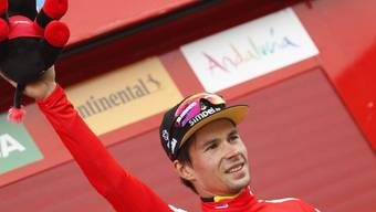 Primoz Roglic gewinnt als erster Slowene die Spanien-Rundfahrt