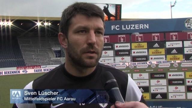 Abermals bittere Niederlage für FC Aarau