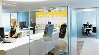 Die Gewinne der einstigen Ertragsperle Postfinance erodieren.