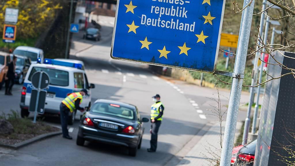 Einreiseregeln für französische Grenzregion Moselle werden verschärft
