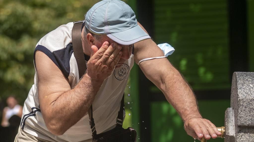Hitzewelle in Spanien: Rekord von 46,9 Grad in greifbarer Nähe