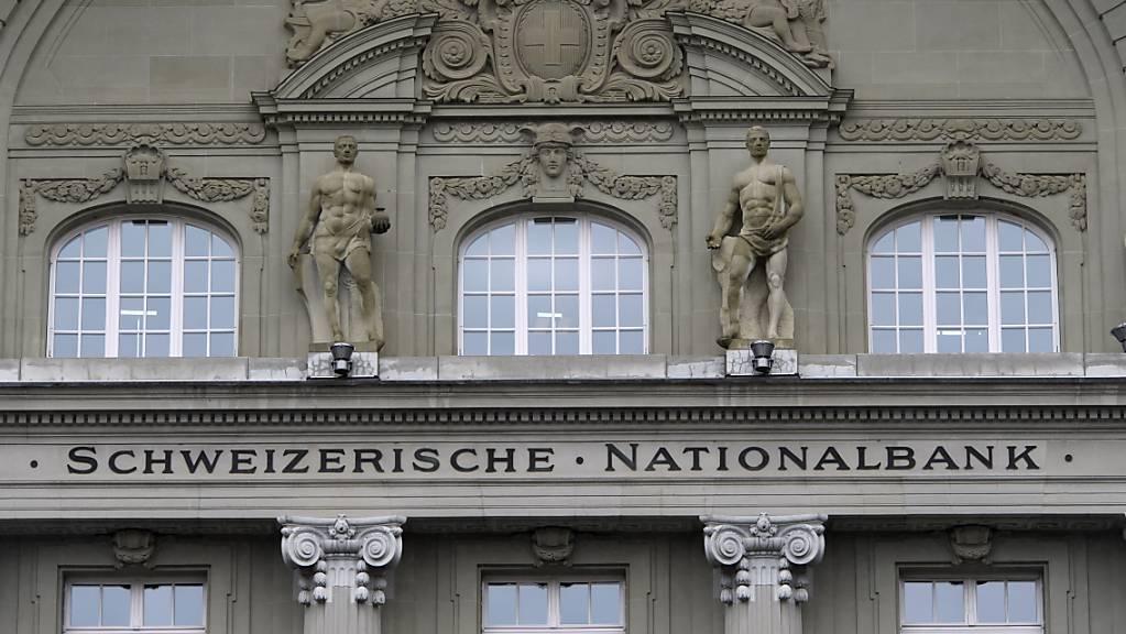 Die SNB hat auf ihren Fremdwährungspositionen Kursgewinne in Milliardenhöhe erzielt. (Archivbild)