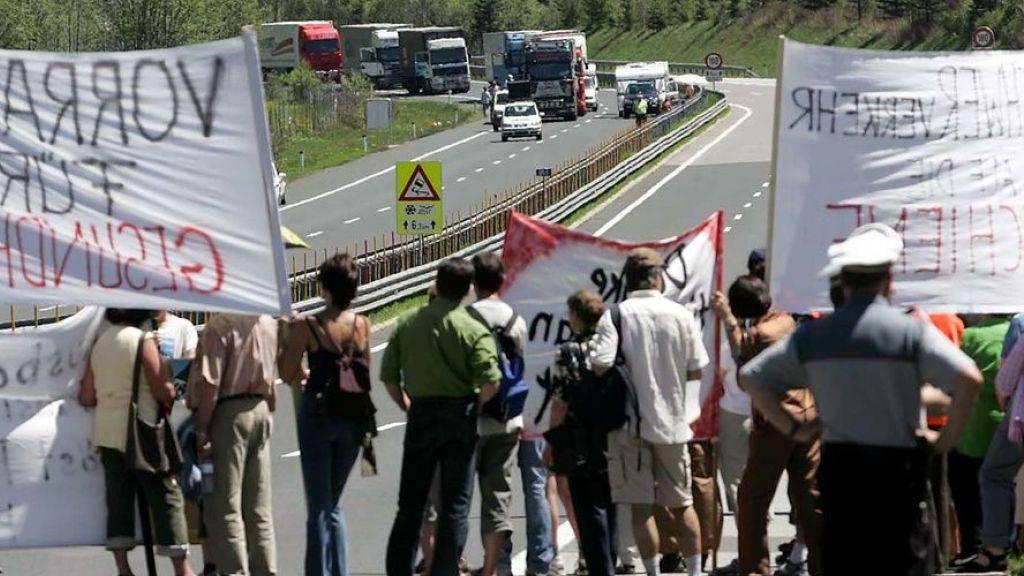 Kein Verkehrschaos in Österreich