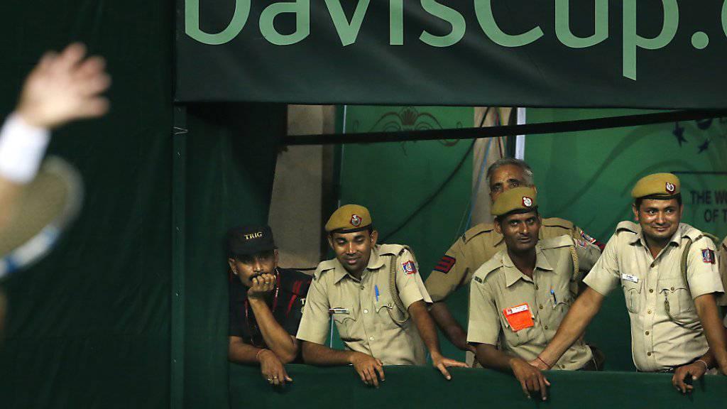 Wie weiter im Davis Cup?