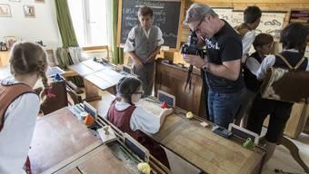 Lüterkofer Schüler drehen einen Film