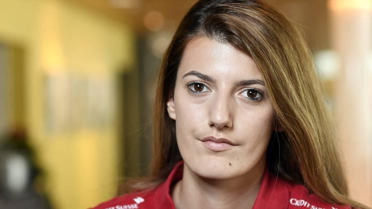 Wird vermisst: Nationalspielerin Florijana Ismaili.