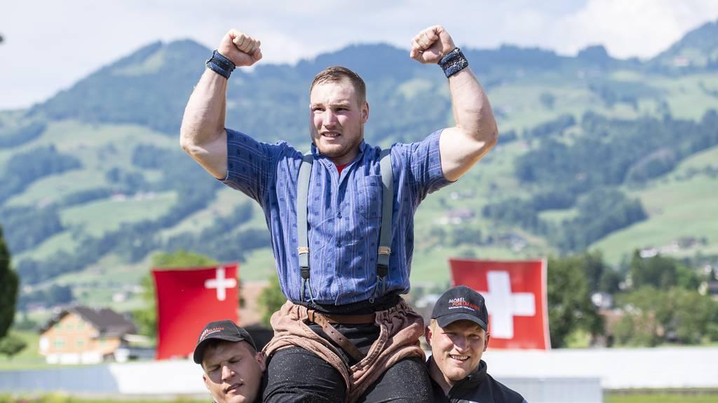 Das sind die Spitzenpaarungen des Luzerner Kantonalen Schwingfests