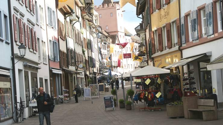 Rheinfelden und viele andere Städtchen im Fricktal sind bereits jetzt auf Basel ausgerichtet.