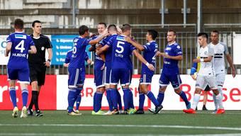 Der FC Wohlen in der Einzelkritik nach dem Unentschieden gegen Wil