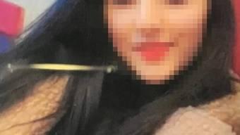 Mit diesem Foto suchte die Kantonspolizei nach der vermissten Afghanin.