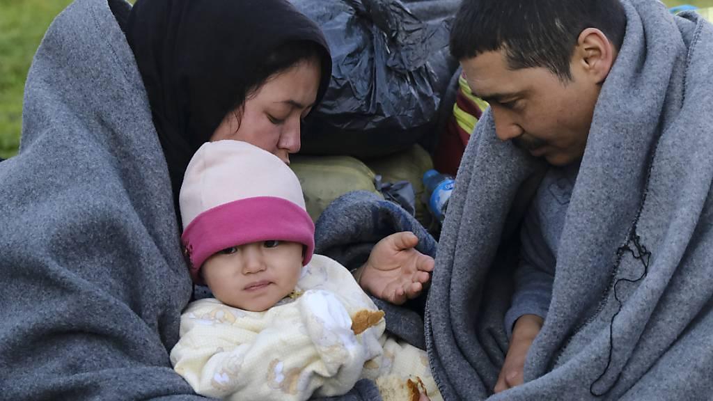 Petition zur Aufnahme von Flüchtlingen aus Griechenland eingereicht
