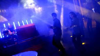 Parties gab es im Solheure schon lange nicht mehr: Hier bei der Filmtage-Party vor fast 10 Jahren.