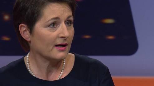 Franziska Roth: «Man könnte meinen, es sei eine Enteignung»