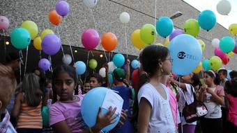 Eröffnung des Gemeinschaftszentrums im Telliquartier