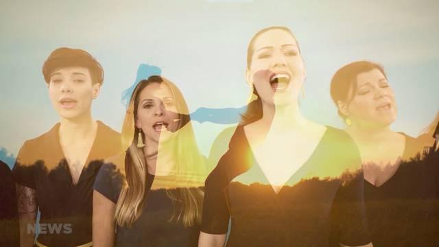 Mütter stürmen Schweizer Hitparade