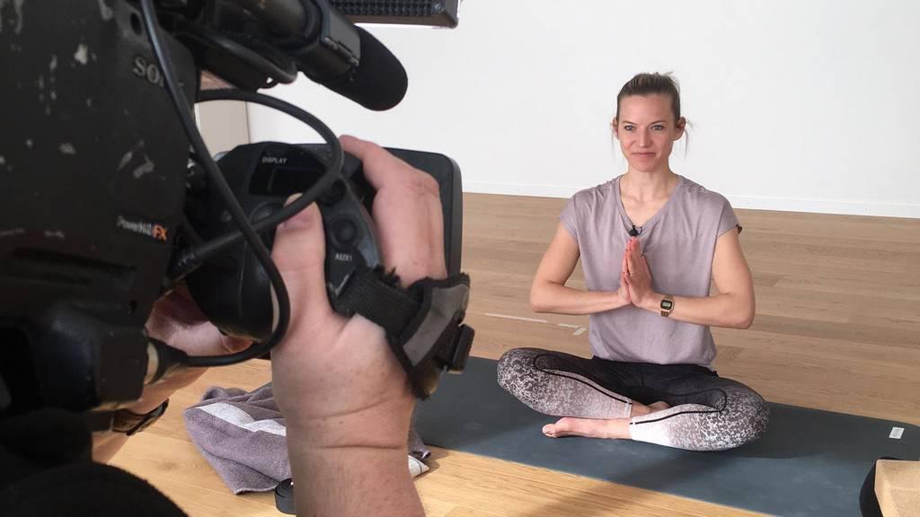 Sara Wicki probiert die neuesten Fitness-Trends aus