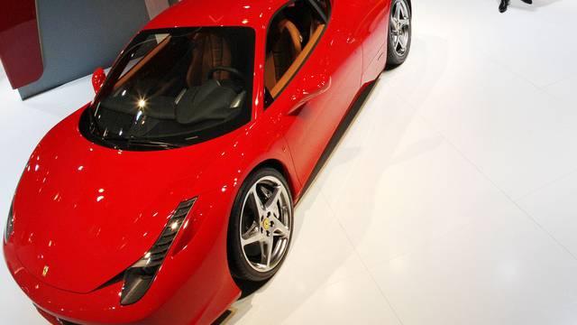 Rückruf von Ferrari 458 Italia (Archiv)