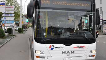 Die Strecke Bremgarten-Sihlcity dauert mit dem Bus 444 nur 25 Minuten.