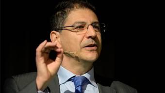 Die letzte grosse Rede als TNW-Direktor: Diese Woche zog Andreas Büttiker am Bahnkongress in Basel Bilanz.