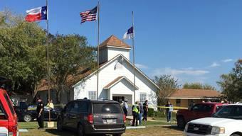 Kirchen-Massaker in Texas (5.11.2017)