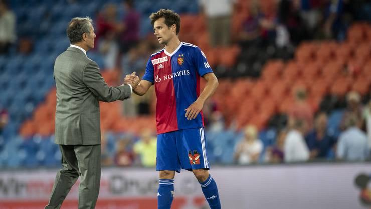 Marcel Koller arbeitet seit August 2018 als Trainer bei Basel. Davor war er...