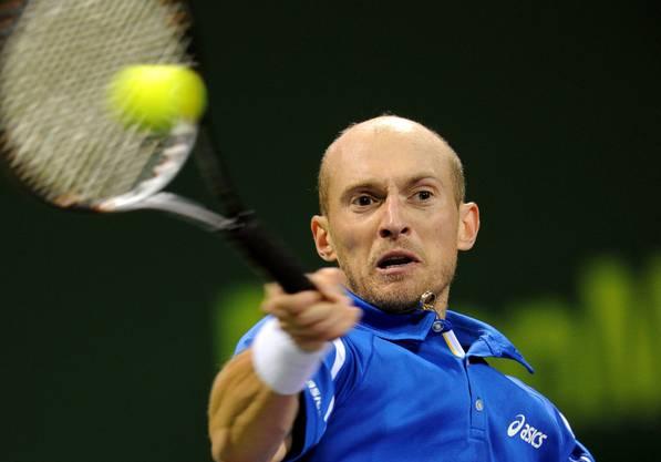 Möglicher Gegner in Runde 2: Nikolai Dawidenko