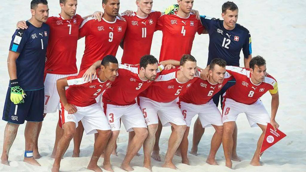 Die Schweizer Beach-Soccer-Nationalmannschaft verpasste an der WM in Nassau den Einzug in das Final Four und scheiterte im Viertelfinal