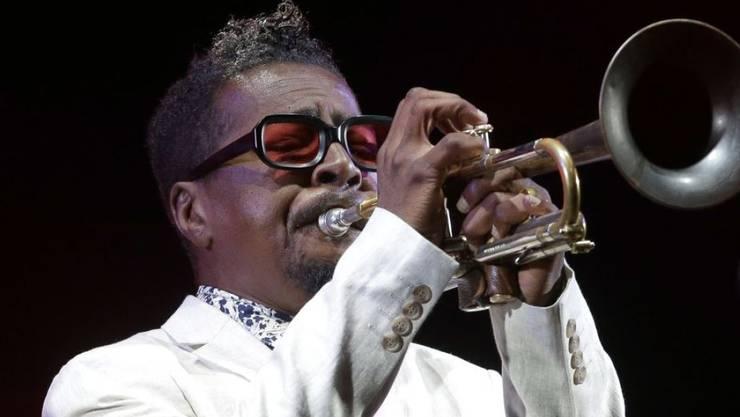 Im Juli spielte der Jazz-Trompeter Roy Hargrove noch ein Konzert in Marseille. (Archivbild)