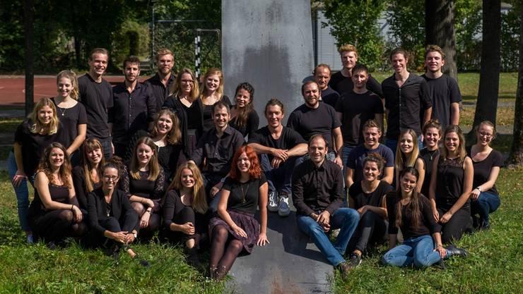 Alte Freundschaften aufgefrischt, neue gebildet: Die Chorsängerinnen und Chorsänger von «Stimmband 11».
