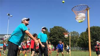 Die Aargauer Meisterschaften im Behindertensport versprechen spannende Wettkämpfe.
