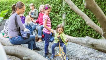In Mellingen soll es künftig von 7 bis 18 Uhr eine Kinderbetreuung geben, ausser mittwochs und am Wochenende. (Symbolbild)