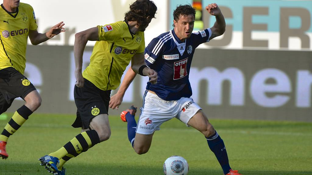 Der FC Luzern testet gegen Borussia Dortmund