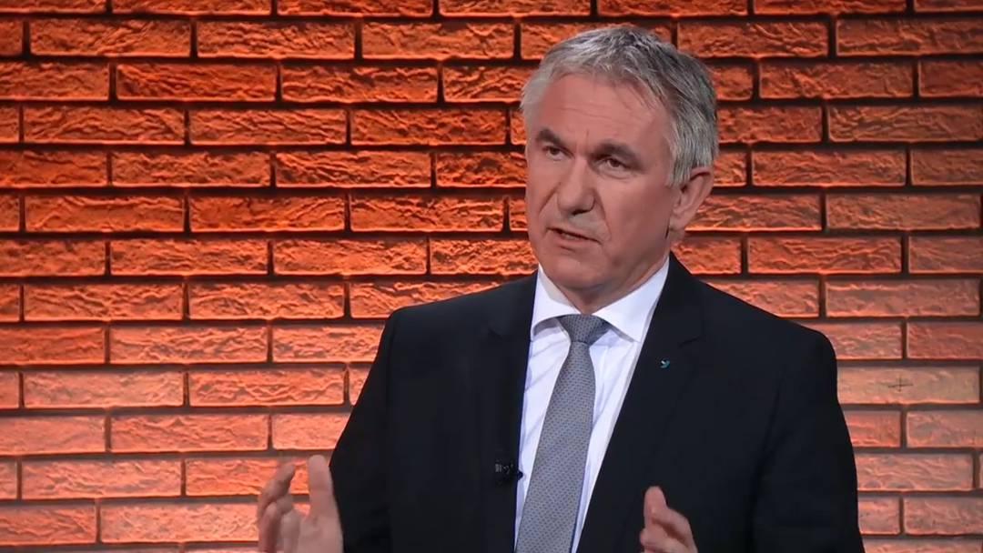 Sind Aargauer Lehrer resistenter als die Zürcher? Bildungsdirektoren erklären unterschiedliche Lösungsansätze in der Sendung TalkTäglich vom 4. Mai.
