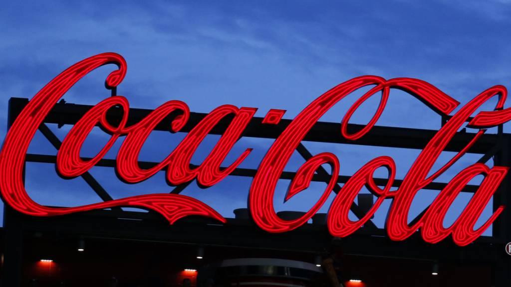 Coca-Cola liefert starke Zahlen