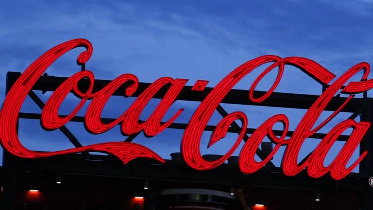 Der US-Getränkekonzern hat sich im vierten Quartal zweistellig gesteigert. (Archivbild)