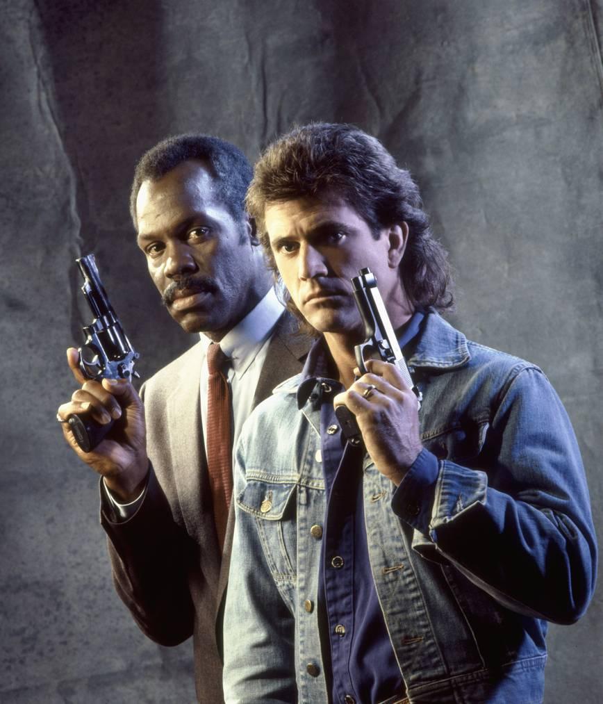 Danny Glover und Mel Gibson in «Lethal Weapon»