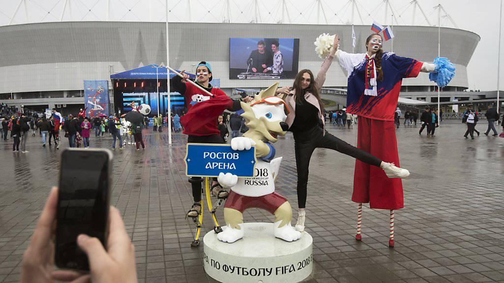 Ein Ratgeber aus Argentinier im Hinblick auf die Fussball-WM in Russland sorgt für Wirbel.