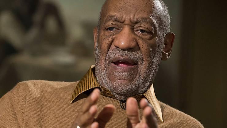 Ihm ist das Lachen vergangen: Immer mehr Frauen kommen aus der Deckung und belasten Bill Cosby mit dem Vorwurf, er habe sie sexuell missbraucht.