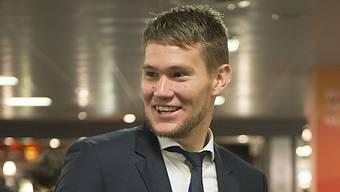 Tomas Vaclik ist Vater geworden.