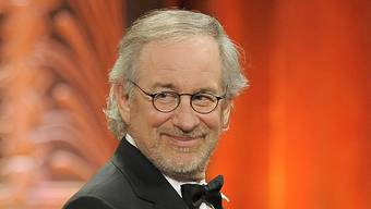 """Steven Spielbergs kann sich freuen: sein Bürgerkriegsdrama """"Lincoln"""" führt die Liste der Oscar-Nominierungen an (Archiv)"""