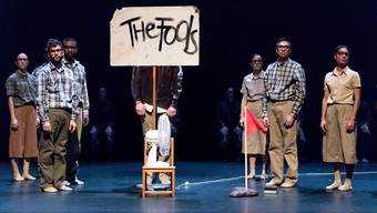 Ein Gesamtkunstwerk: Hofesh Shechters Stück «The Fools».
