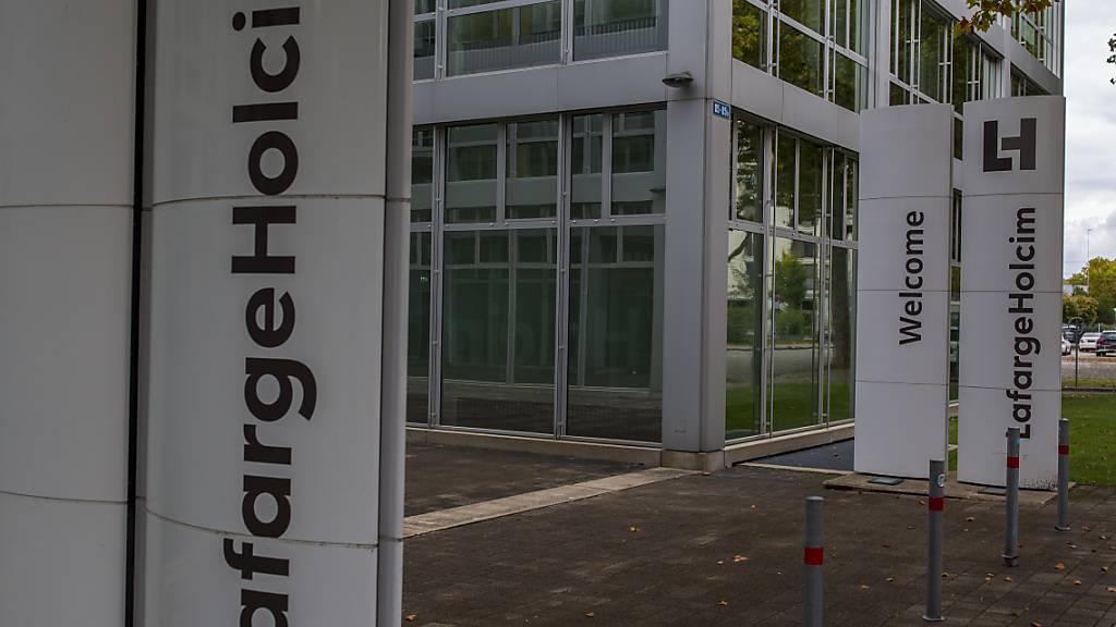 LafargeHolcim steigt mit Grossübernahme in Dachsystemgeschäft ein