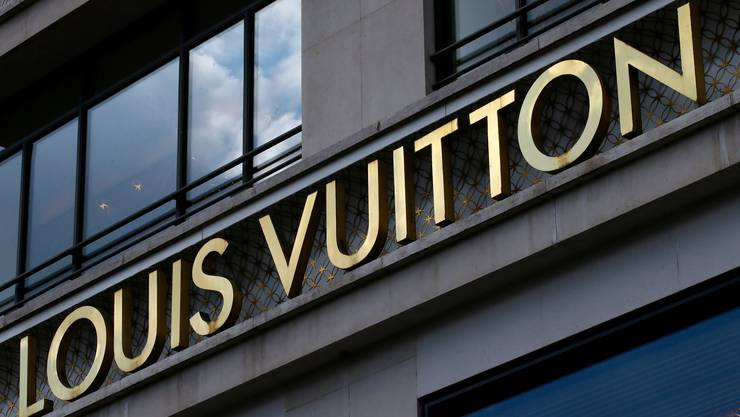 Die Luxusmarke Louis Vuitton wird auf Ricardo am meisten gesucht.